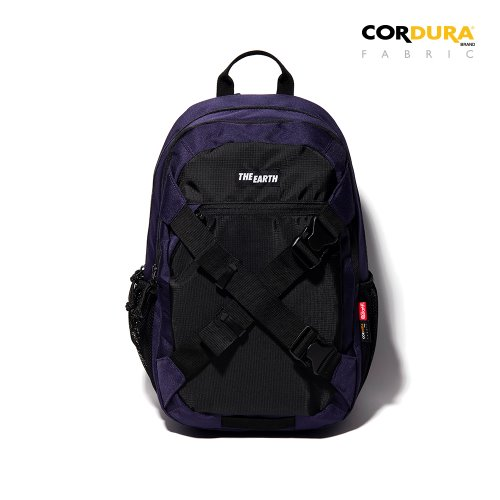 CORDURA X-FINISH BACKPACK - PURPLE