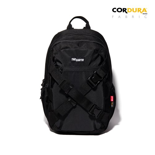 CORDURA X-FINISH BACKPACK - BLACK