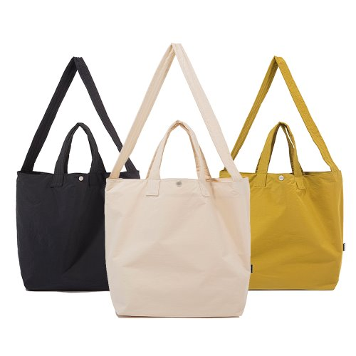 NYLON LIGHT 2WAY BAG (3 COLORS)
