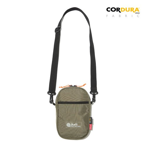 RIPSTOP CORDURA MINI CROSS BAG - OLIVE