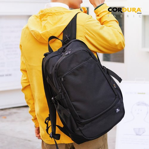 CORDURA 28L BACKPACK - BLACK