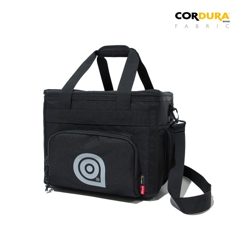 CORDURA 31L SOFT COOLER - BLACK